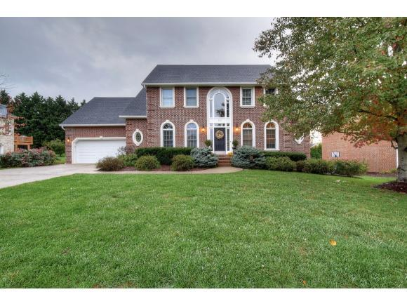 112 Willows Ridge Court, Johnson City, TN 37601 (MLS #399006) :: Highlands Realty, Inc.