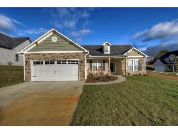1575 Hammett Road, Johnson City, TN 37615 (MLS #399566) :: Conservus Real Estate Group