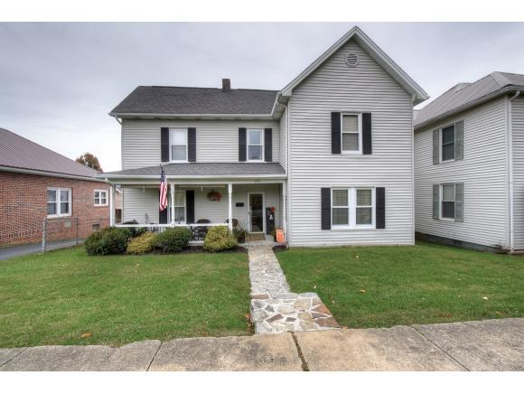 329 Academy Street, Erwin, TN 37650 (MLS #399611) :: Highlands Realty, Inc.