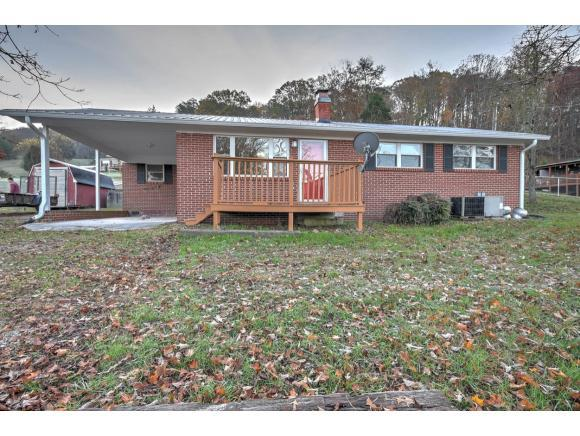 1610 County Line Rd., Mooresburg, TN 37811 (MLS #399776) :: Griffin Home Group