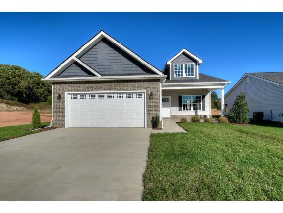 852 Ashley Meadows, Jonesborough, TN 37659 (MLS #399919) :: Highlands Realty, Inc.