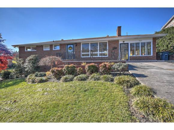 900 Fain Avenue, Kingsport, TN 37660 (MLS #399940) :: Highlands Realty, Inc.