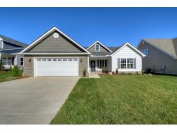 818 Ashley Meadows, Jonesborough, TN 37659 (MLS #400039) :: Highlands Realty, Inc.