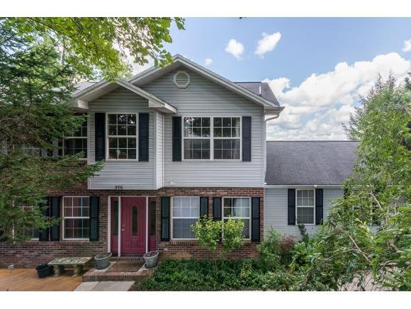 276 Sunset Drive, Abingdon, VA 24210 (MLS #400163) :: Highlands Realty, Inc.