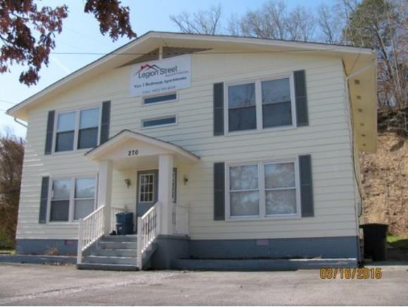 268-270 Legion Street, Weber City, VA 24251 (MLS #400175) :: Griffin Home Group