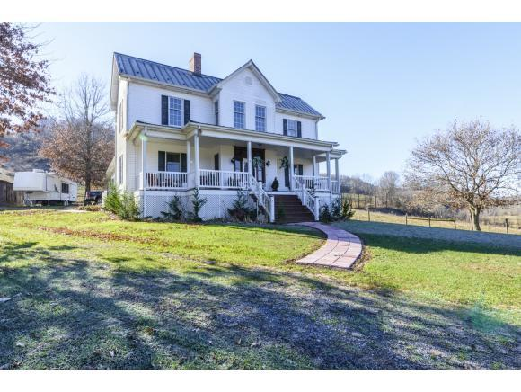 7272 Bluegrass Trail, Saltville, VA 27243 (MLS #400210) :: Highlands Realty, Inc.