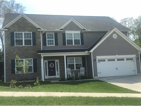 1518 Hammett Rd, Johnson City, TN 37615 (MLS #400290) :: Highlands Realty, Inc.