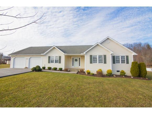 8813 Red Maple Dr, Wise, VA 24293 (MLS #400326) :: Highlands Realty, Inc.