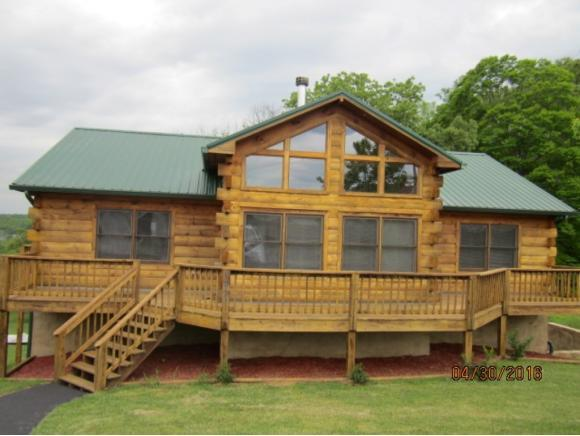 1277 Martins Glen Lane, Johnson City, TN 37615 (MLS #400380) :: Highlands Realty, Inc.