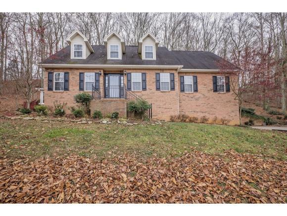 283 Ascot Dr., Kingsport, TN 37663 (MLS #400417) :: Highlands Realty, Inc.
