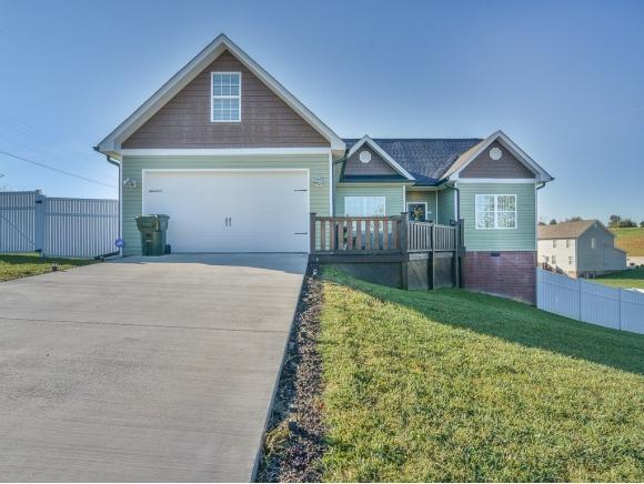 191 Roscoe Fitz Road, Gray, TN 37615 (MLS #400790) :: Conservus Real Estate Group