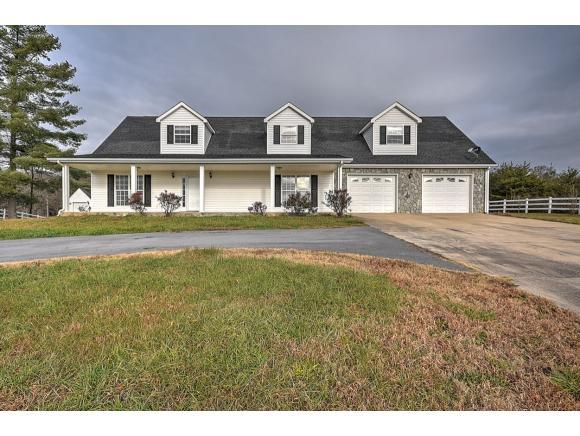 1063 Gravely Road, Kingsport, TN 37660 (MLS #400818) :: Highlands Realty, Inc.