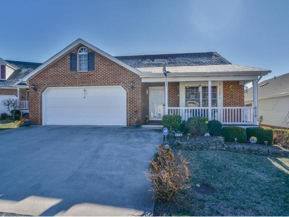 619 Willowcrest Place, Kingsport, TN 37660 (MLS #401013) :: Highlands Realty, Inc.