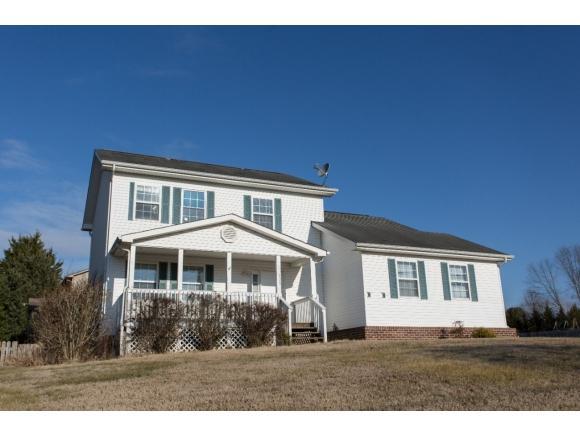 101 Crystal Springs Circle, Gray, TN 37615 (MLS #401361) :: Conservus Real Estate Group