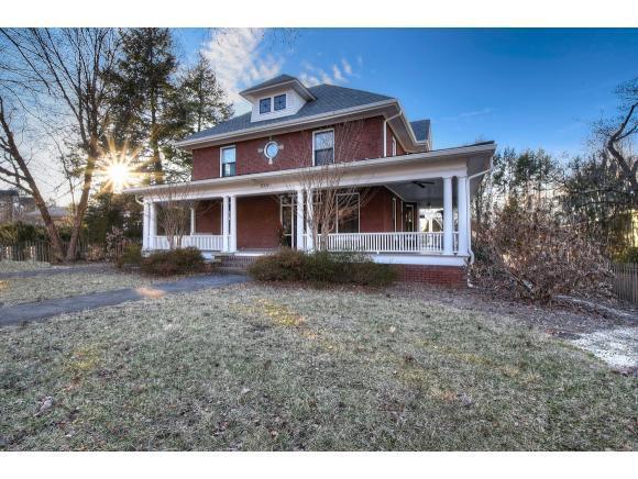 1006 Southwest Ave., Johnson City, TN 37604 (MLS #401366) :: Highlands Realty, Inc.