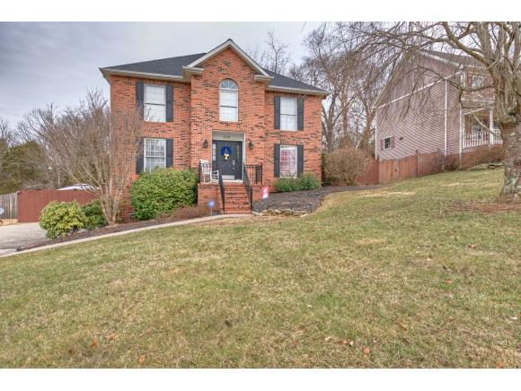 216 Fox Chase Dr, Kingsport, TN 37664 (MLS #401462) :: Conservus Real Estate Group