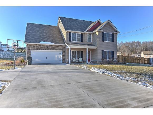 212 Elmer Walker Rd., Jonesborough, TN 37659 (MLS #401471) :: Conservus Real Estate Group