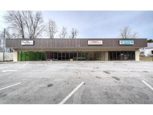 783 Highway 91 1-4, Elizabethton, TN 37643 (MLS #401536) :: Conservus Real Estate Group
