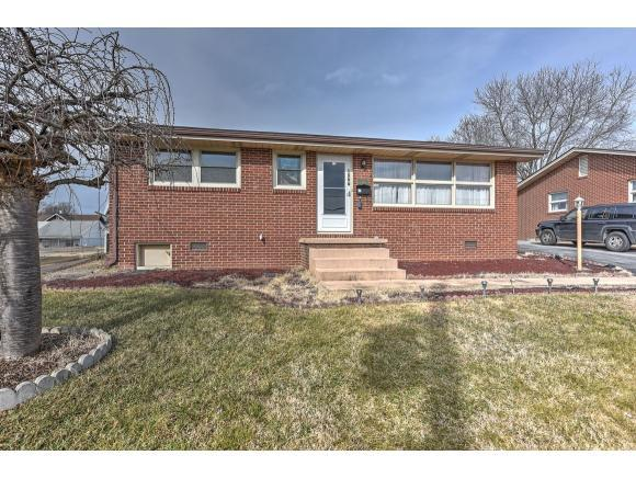 1346 Sevier Terrace Drive, Kingsport, TN 37660 (MLS #401539) :: Conservus Real Estate Group