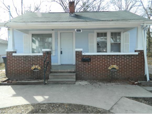 1617 Vance, Kingsport, TN 37664 (MLS #401679) :: Conservus Real Estate Group