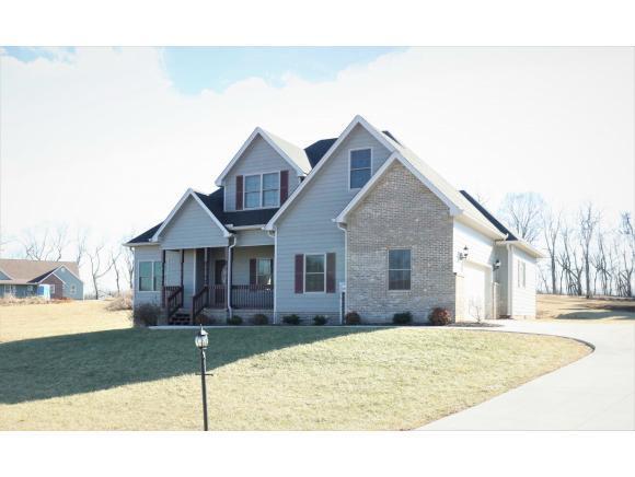 20972 Cheyenne Trail, Abingdon, VA 24211 (MLS #401744) :: Griffin Home Group