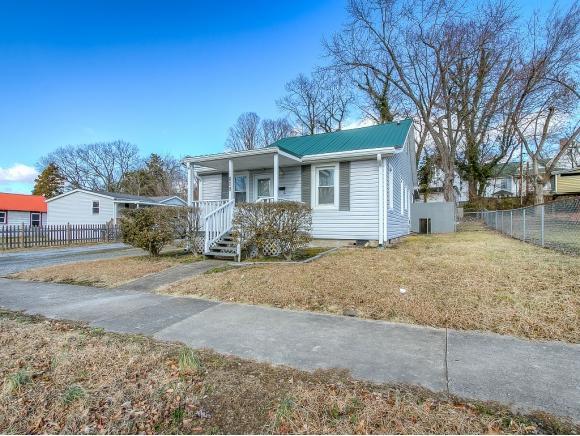 809 Forest Street, Kingsport, TN 37660 (MLS #401918) :: Highlands Realty, Inc.