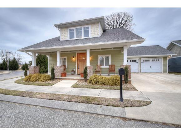 394 Princeton Gardens Drive, Johnson City, TN 37601 (MLS #401944) :: Highlands Realty, Inc.