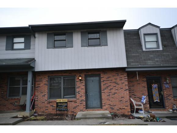 102 Oakcrest Cir #5, Bristol, VA 24201 (MLS #402138) :: Griffin Home Group