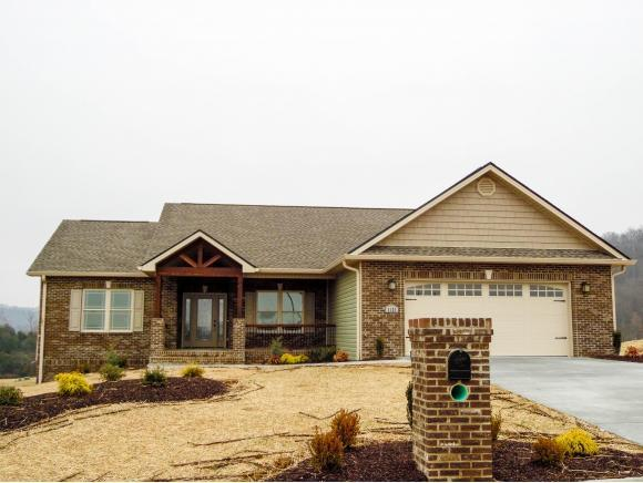1121 Peaceful Drive, Jonesborough, TN 37659 (MLS #402147) :: Conservus Real Estate Group