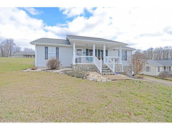 235 Whispering Road, Greeneville, TN 37743 (MLS #402430) :: Conservus Real Estate Group