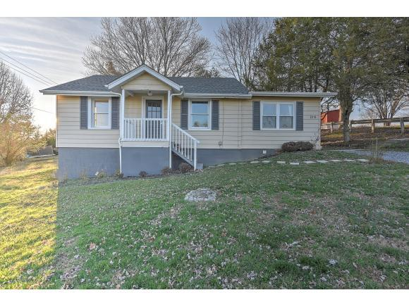 2215 Oak St, Johnson City, TN 37615 (MLS #402796) :: Highlands Realty, Inc.