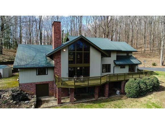 290 Rollin Hills Private Drive, Blountville, TN 37617 (MLS #402797) :: Highlands Realty, Inc.