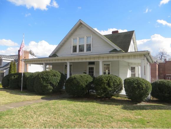 126 Valley NW, Abingdon, VA 24210 (MLS #402807) :: Highlands Realty, Inc.