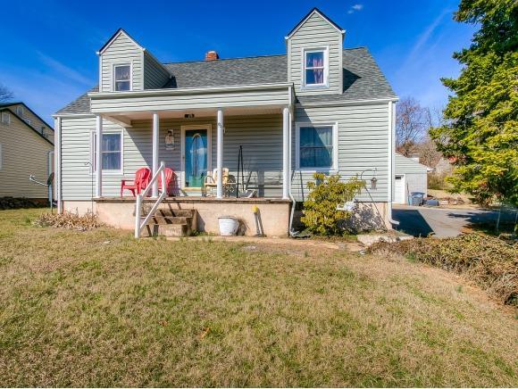 225 Mullins Street, Kingsport, TN 37665 (MLS #402822) :: Highlands Realty, Inc.