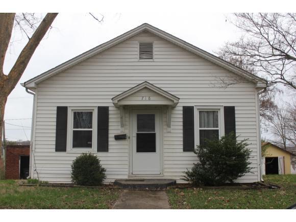 718 Myrtle Street, Kingsport, TN 37660 (MLS #402947) :: Highlands Realty, Inc.