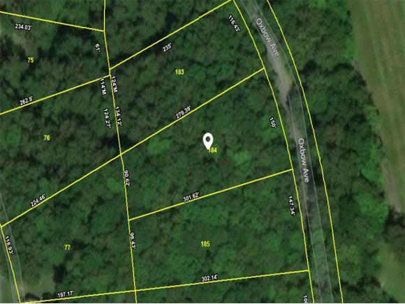 TBD Ox Bow Ave Lot #184, Unicoi, TN 37692 (MLS #402991) :: Highlands Realty, Inc.