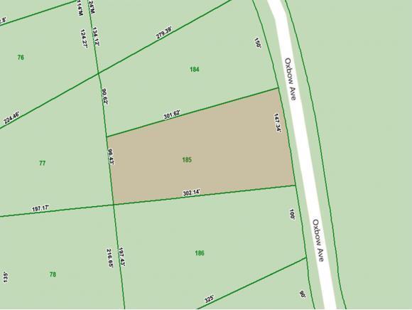 TBD Ox Bow Ave Lot #185, Unicoi, TN 37692 (MLS #402992) :: Highlands Realty, Inc.