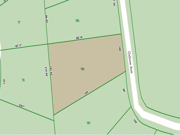 TBD Ox Bow Ave Lot #186, Unicoi, TN 37692 (MLS #402994) :: Highlands Realty, Inc.