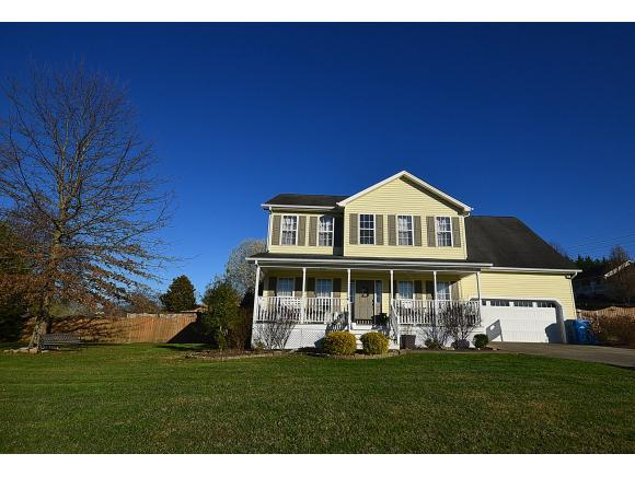 180 Stage Road, Jonesborough, TN 37659 (MLS #403108) :: Highlands Realty, Inc.