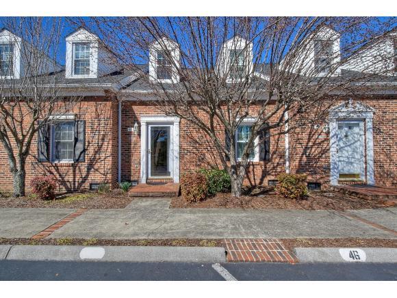 400 Sunset Drive # J46 J46, Johnson City, TN 37604 (MLS #403219) :: Griffin Home Group