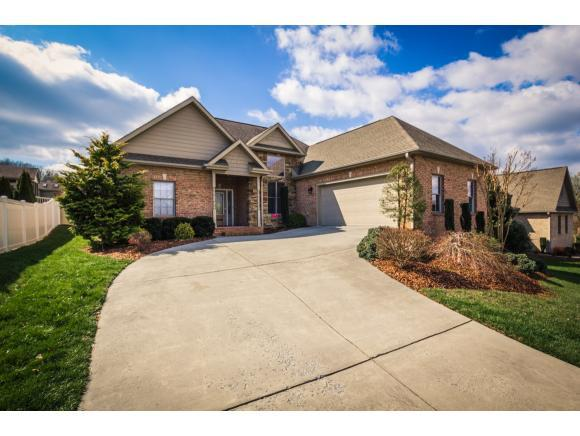 67 Georgetown Row, Johnson City, TN 37601 (MLS #403625) :: Highlands Realty, Inc.
