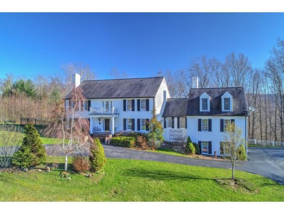 1031 Circle Drive, Wise, VA 24293 (MLS #403739) :: The Baxter-Milhorn Group