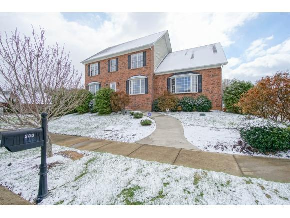 500 Oliver Approach, Johnson City, TN 37601 (MLS #403876) :: Highlands Realty, Inc.