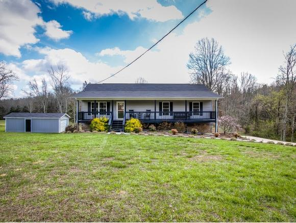 339 Old Stage Road, Rogersville, TN 37857 (MLS #403920) :: Highlands Realty, Inc.
