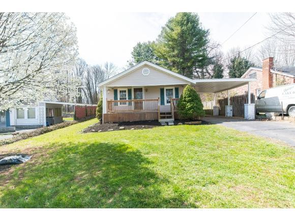 206 Stafford, Bristol, TN 37620 (MLS #403957) :: Highlands Realty, Inc.