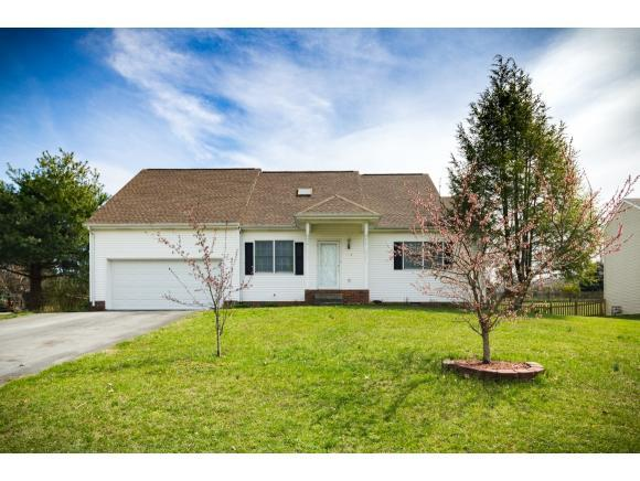 514 Steeplechase Drive, Johnson City, TN 37601 (MLS #403965) :: Highlands Realty, Inc.