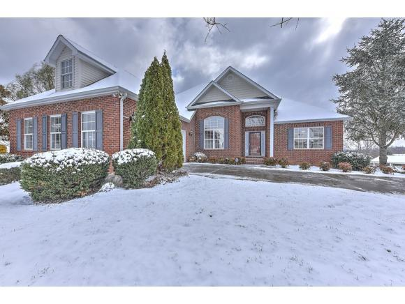123 Ridgeview Meadows, Gray, TN 37615 (MLS #403966) :: Highlands Realty, Inc.
