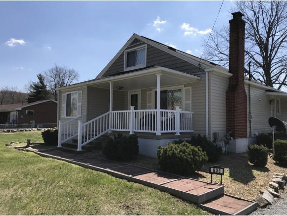 608 Bravo St, Elizabethton, TN 37643 (MLS #404122) :: Highlands Realty, Inc.