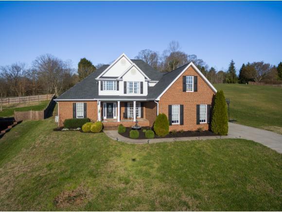 1037 Allandale Circle, Kingsport, TN 37660 (MLS #404135) :: Highlands Realty, Inc.