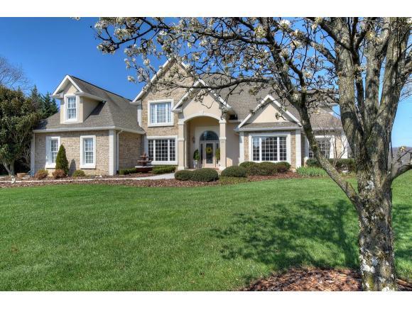 122 Chestnut Ridge Dr, Jonesborough, TN 37659 (MLS #404136) :: Highlands Realty, Inc.